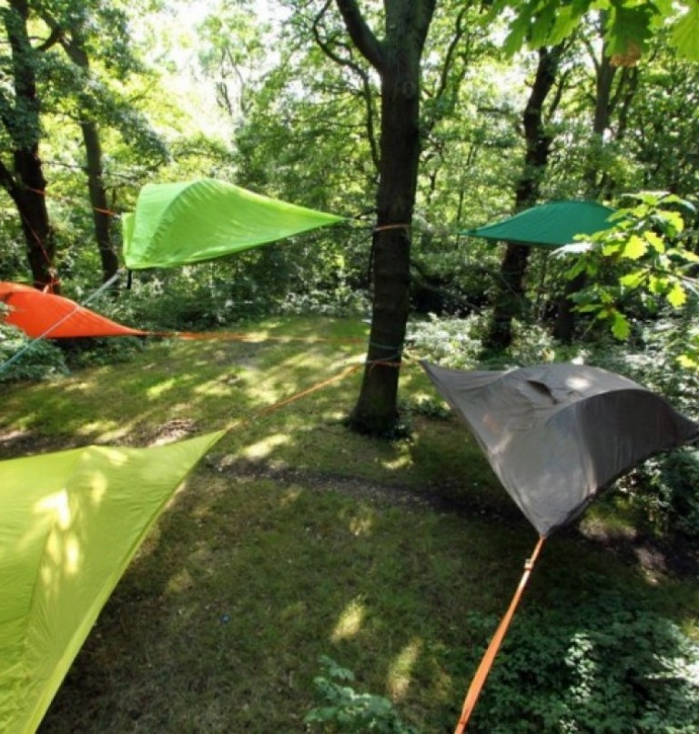 Forestalp Tree Tents